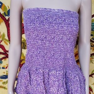 Old Navy Dresses - Boho strapless tube top summer dress XXL tall
